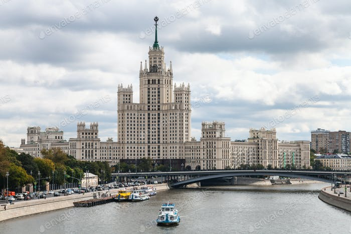 Kotelnicheskaya Embankment High-Rise Building