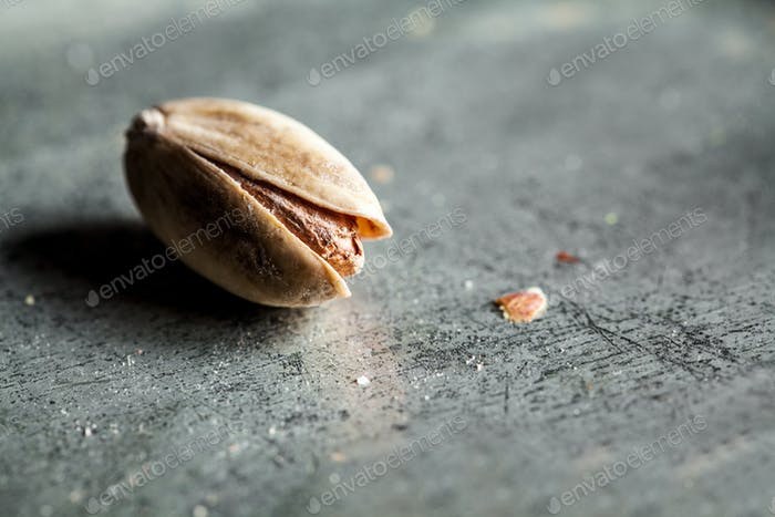 pistachio isolated