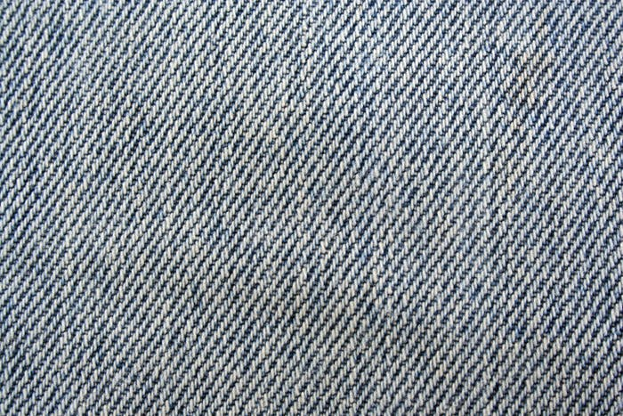 Blue Jeans abstract textured background
