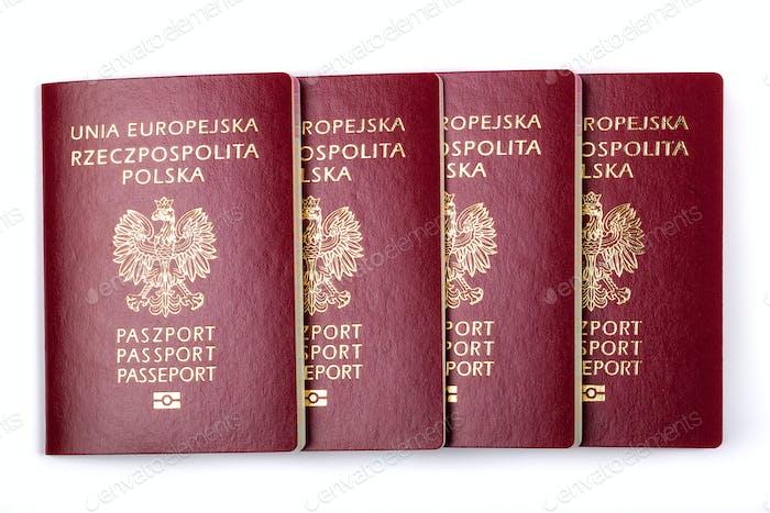 Polish passports