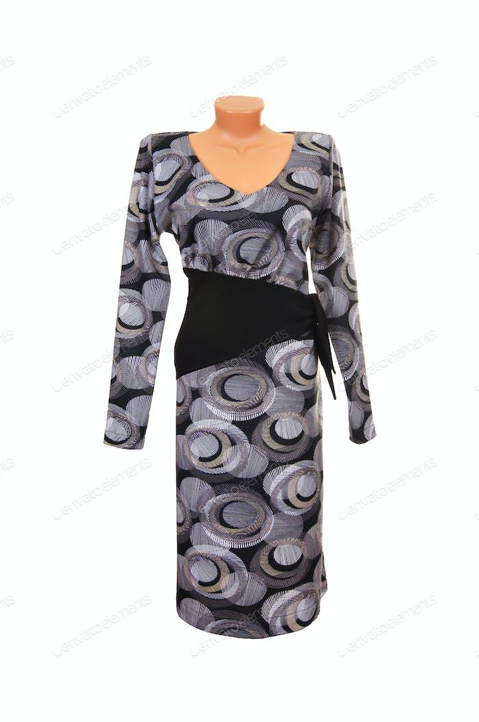Wonderful contemporary dress.