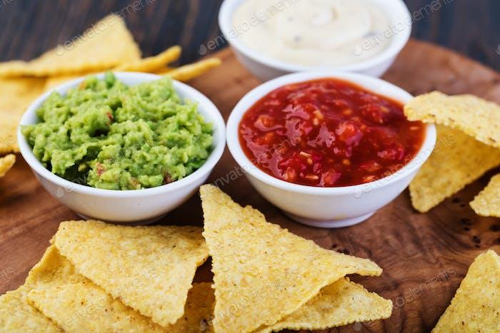 Mais-Chips Nachos