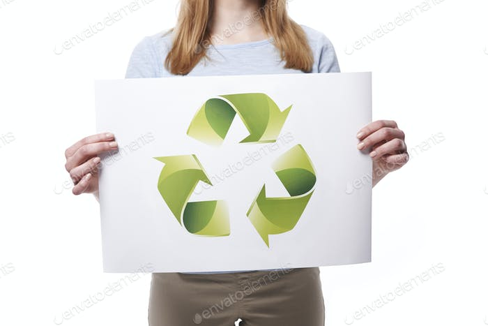 You can help our planet by recycling