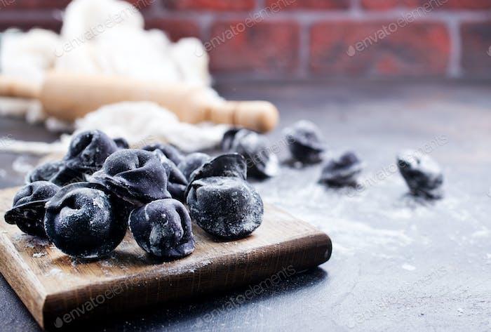 black pelmeni