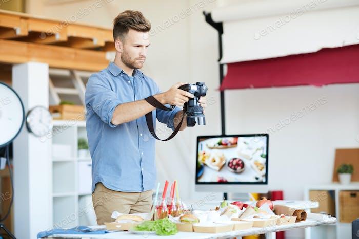 Food-Photography Shooting