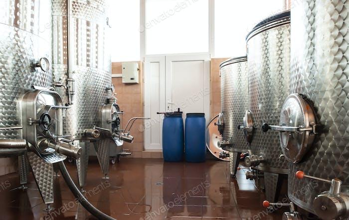 Wine fermenters