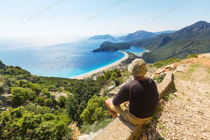 Hike in Turkey