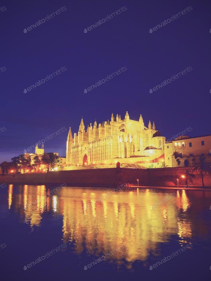 Kathedrale in Palma von Mallorca
