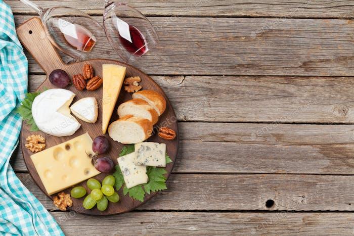 Tabla Panel queso