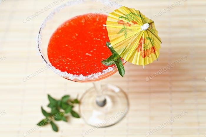 Wassermelone Martini