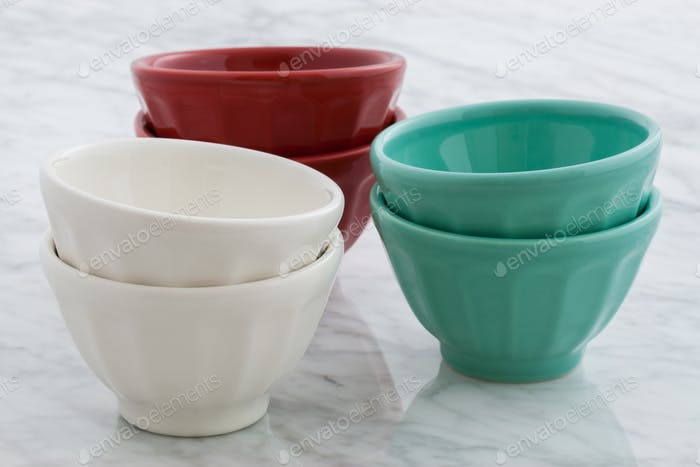 beautiful kitchen bowls