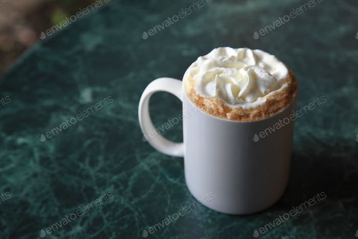 Luxury Cup Of Hot Chocolate
