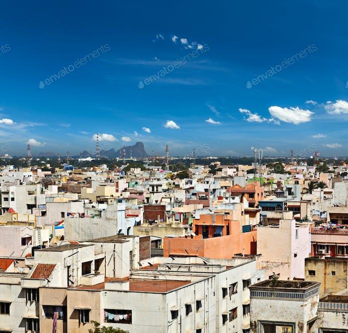 Stadt Madurai, Tamil Nadu, Indien