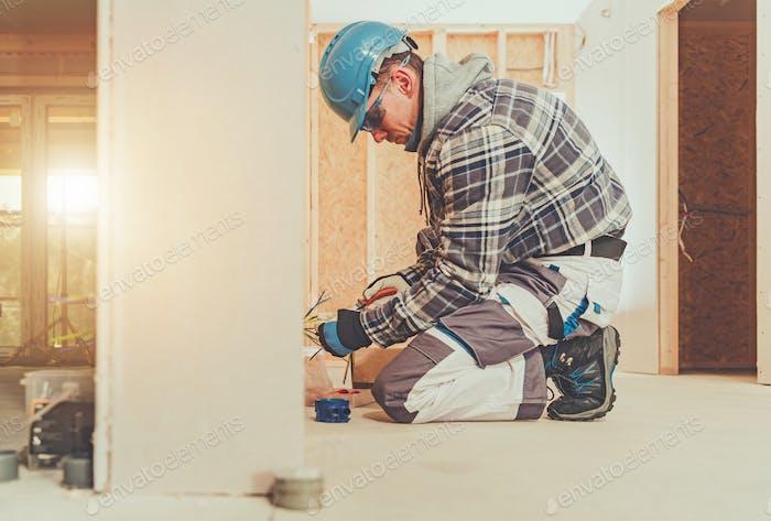 Trabajador Técnico Eléctrico