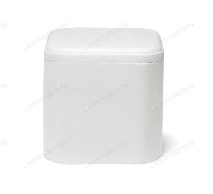 Styrofoam Storage Container
