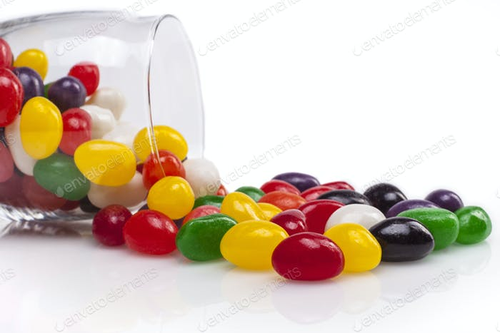 Colorful Little Candies