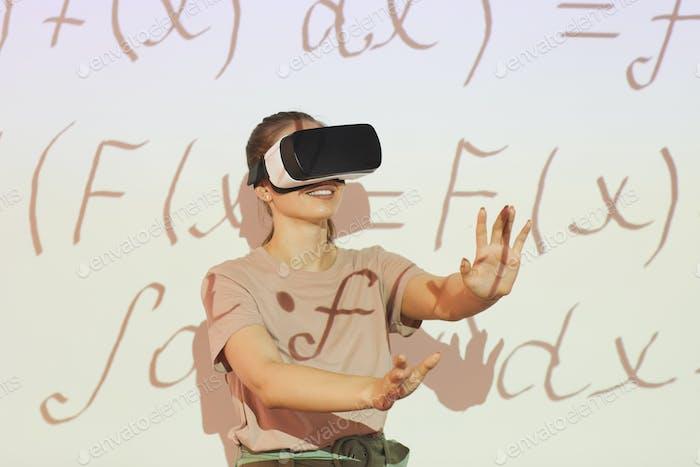 Enjoying virtual education