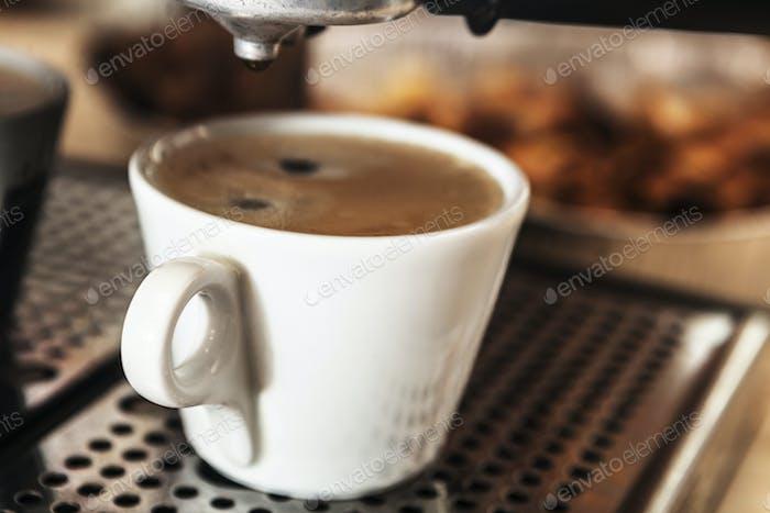 Kaffee ist erledigt