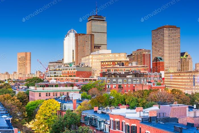Boston, Massachusetts, USA Stadtbild