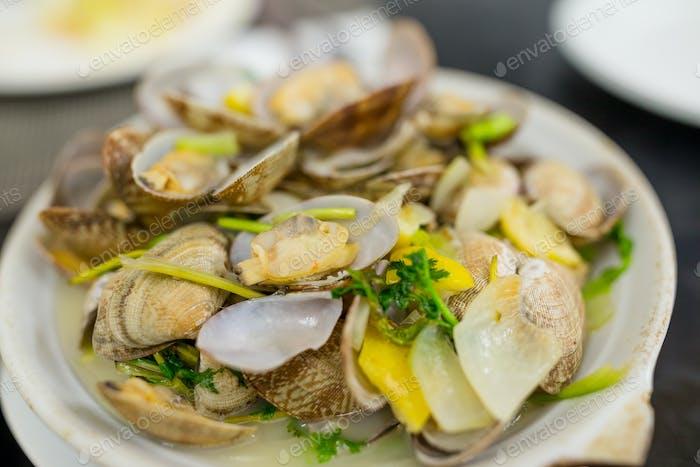 Portuguese clam
