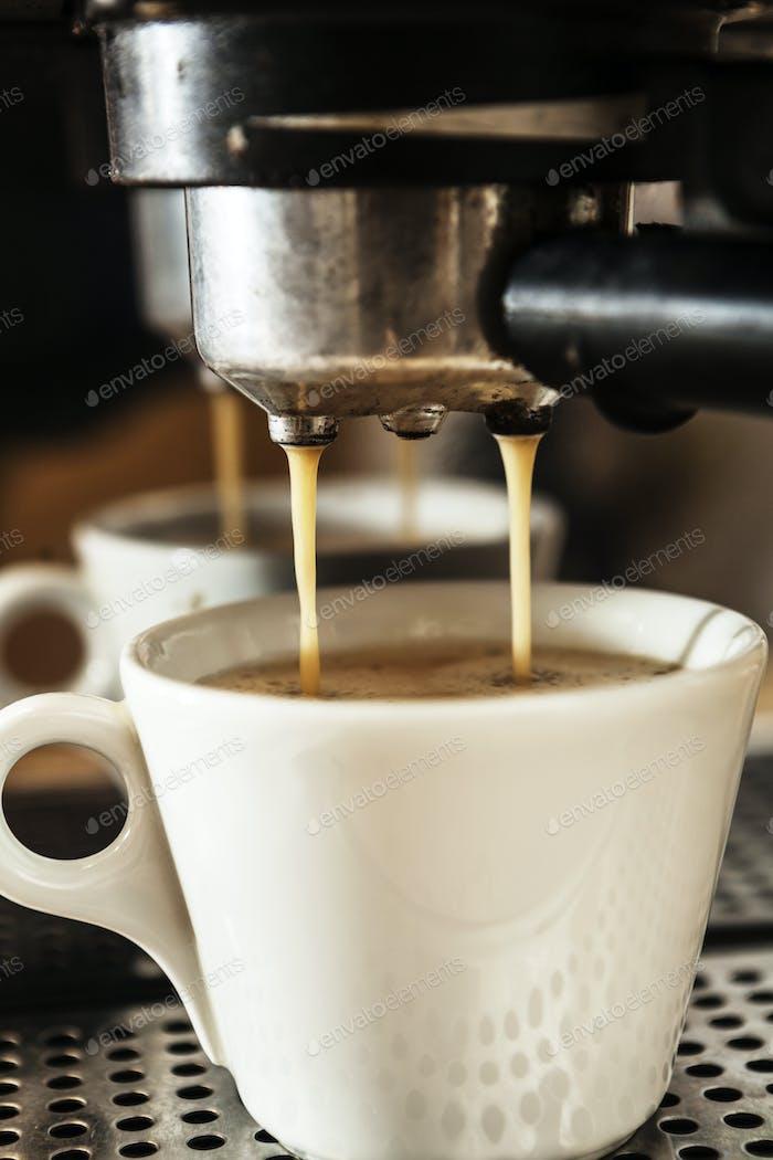 Big Coffee Machine