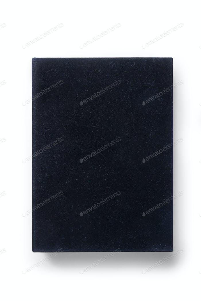 Black Velvet Documents File top view