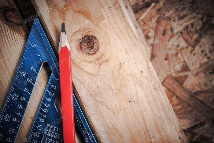 Lumber Woodwork Creation