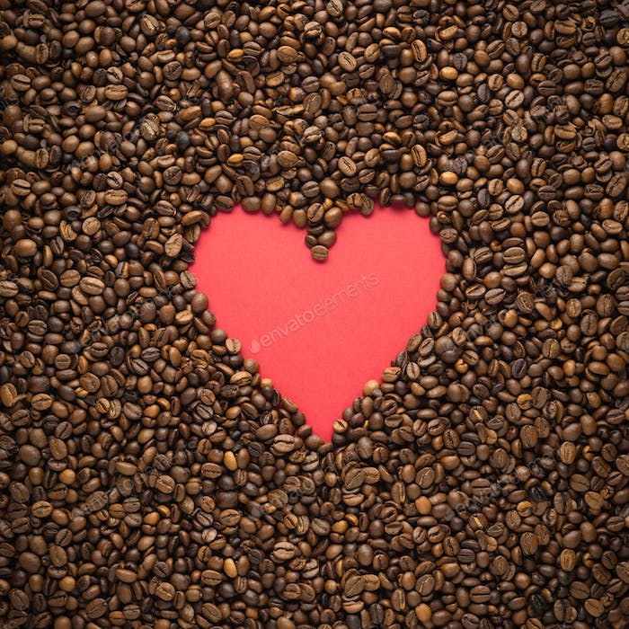 Coffee love.