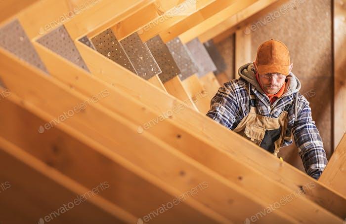 Lüftungslüfter Heizung und Kühlung Verteilerkanal Installation
