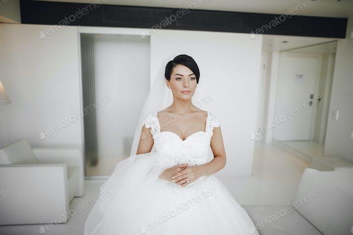 novia bonita