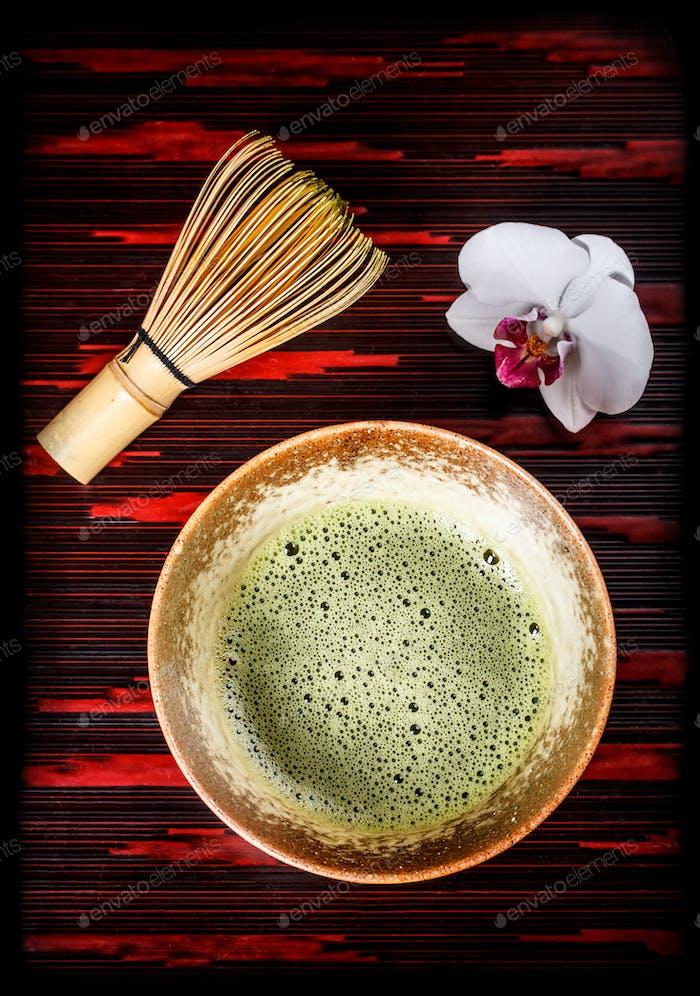 Bio Matcha Tee