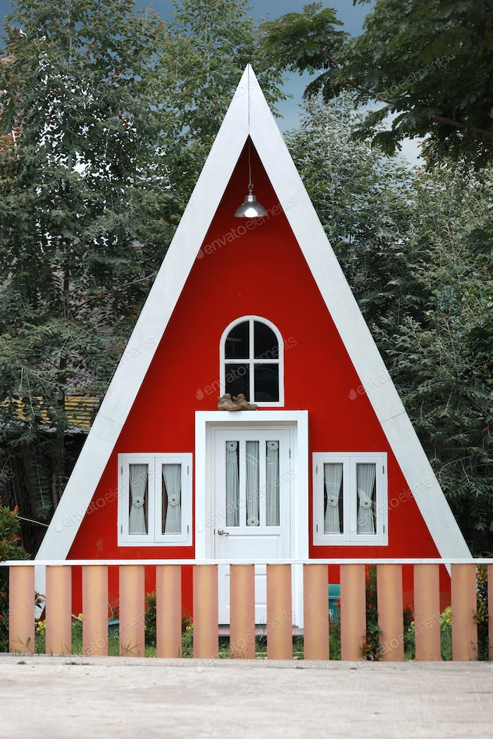 Red Triangle House