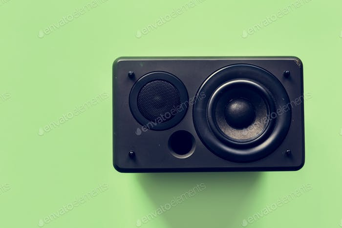Speaker woofer musical eletronic audio bass