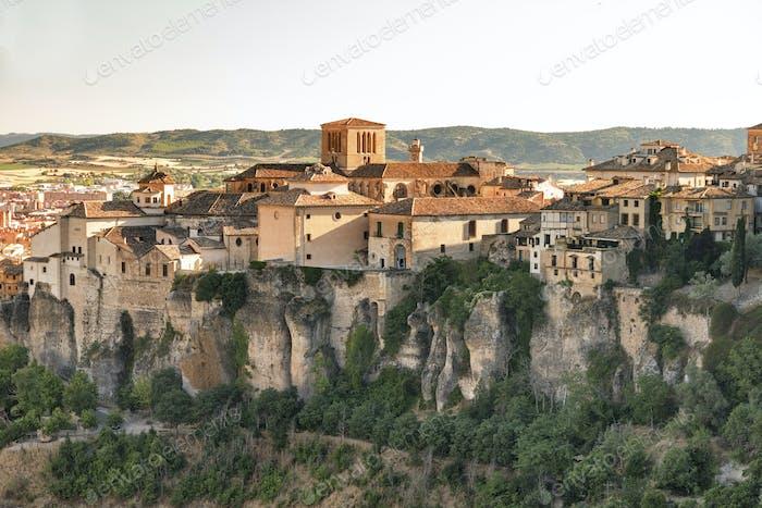 Cuenca (Spain), casas colgadas