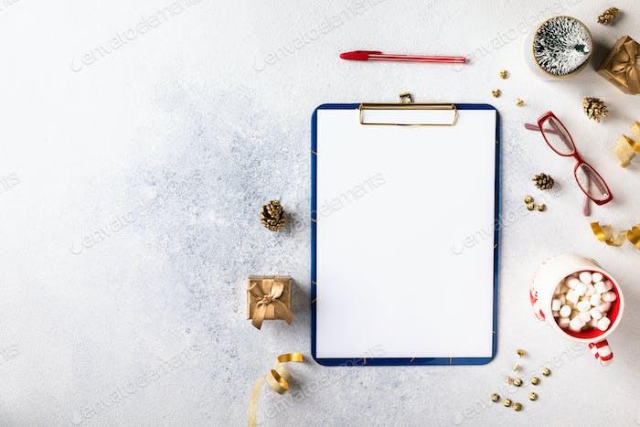 Neujahrsziele, Pläne, Aktion.Business-Motivation, Inspirationskonzepte.