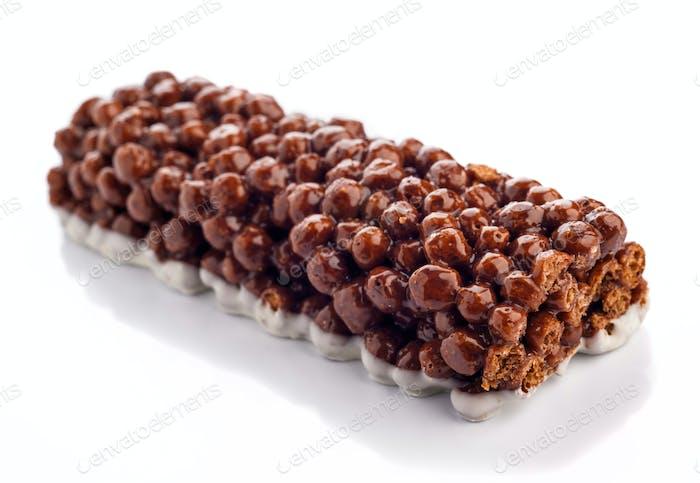 Energie Müsliriegel mit Kakao