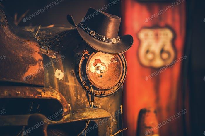 Route 66 Cowboys Concept