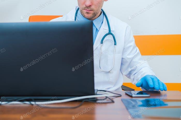 Medical Doctor Office Work