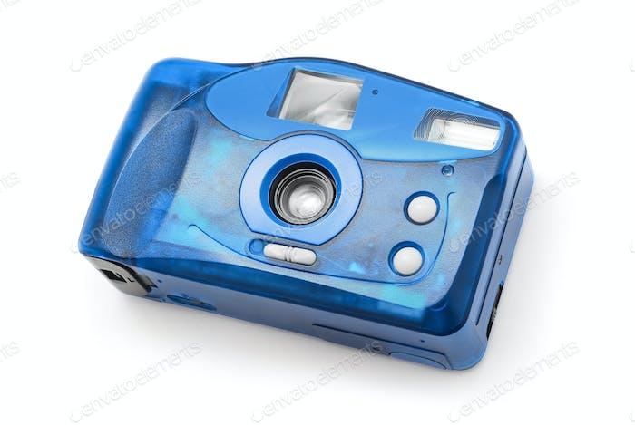 photo camera on film