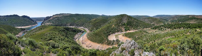 Panorama from Cerro Gimio