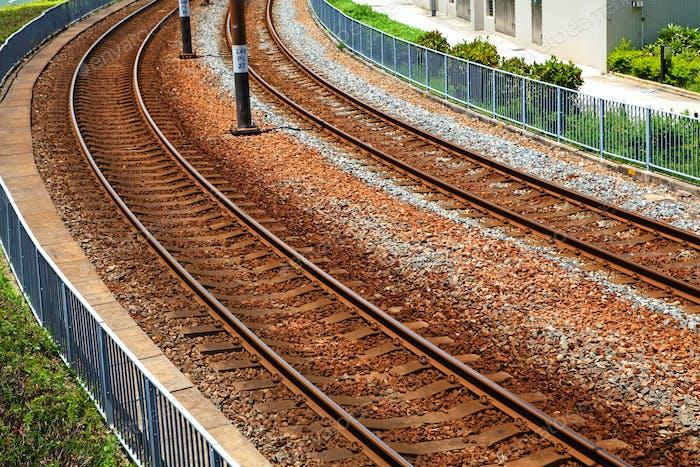 Line of railway