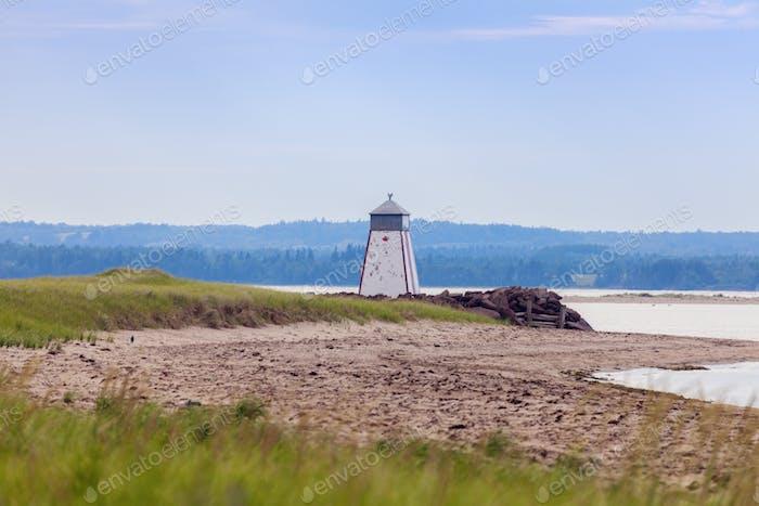Murray Harbour Range Front Lighthouse on Prince Edward Island