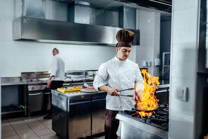 Jetzt kochen wir!