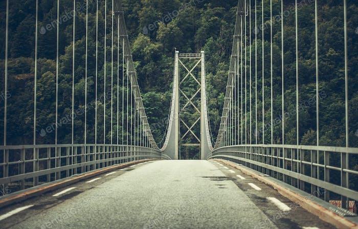 Suspension Bridge Theme