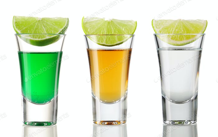 Shot drink set