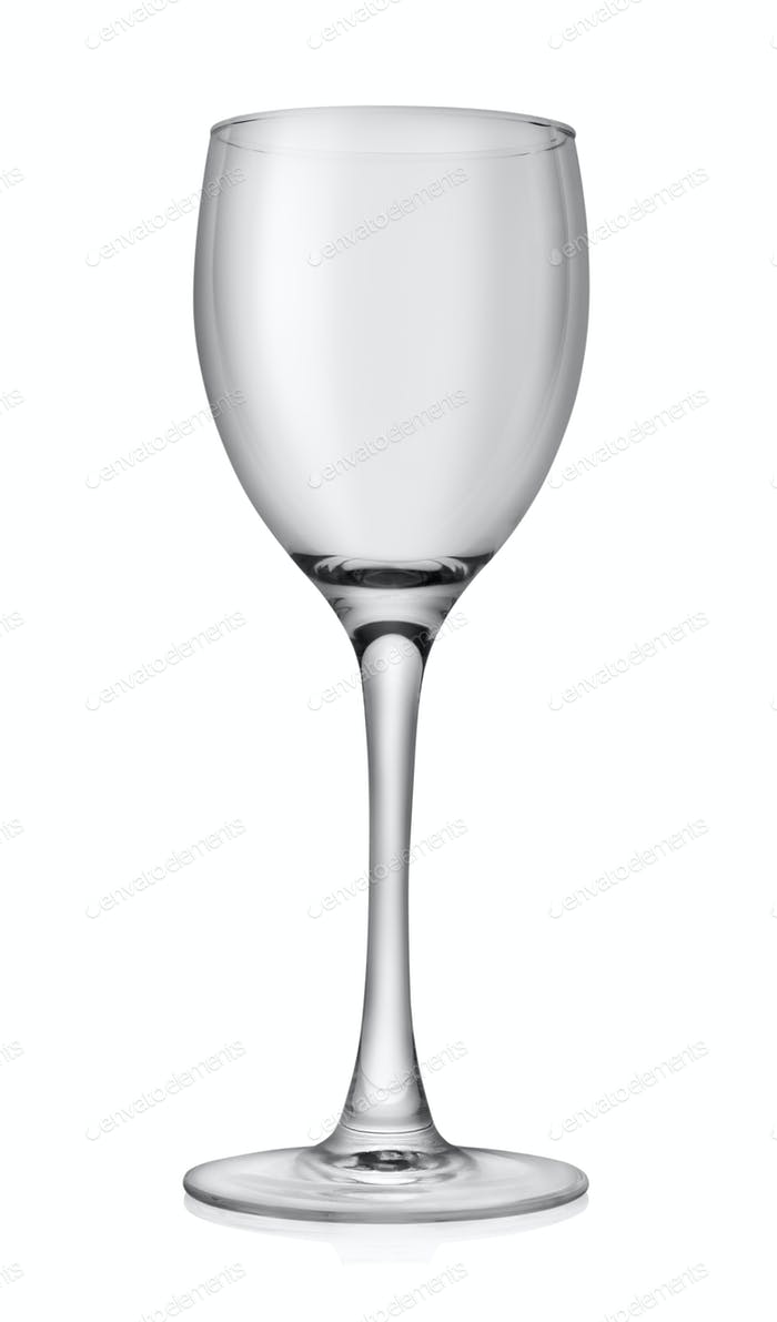 Glassware: Wineglass