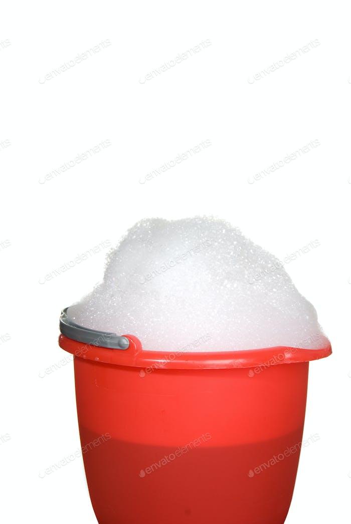 Bucket of suds