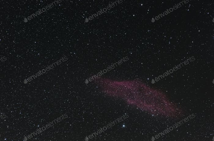California Nebula, NGC 1499