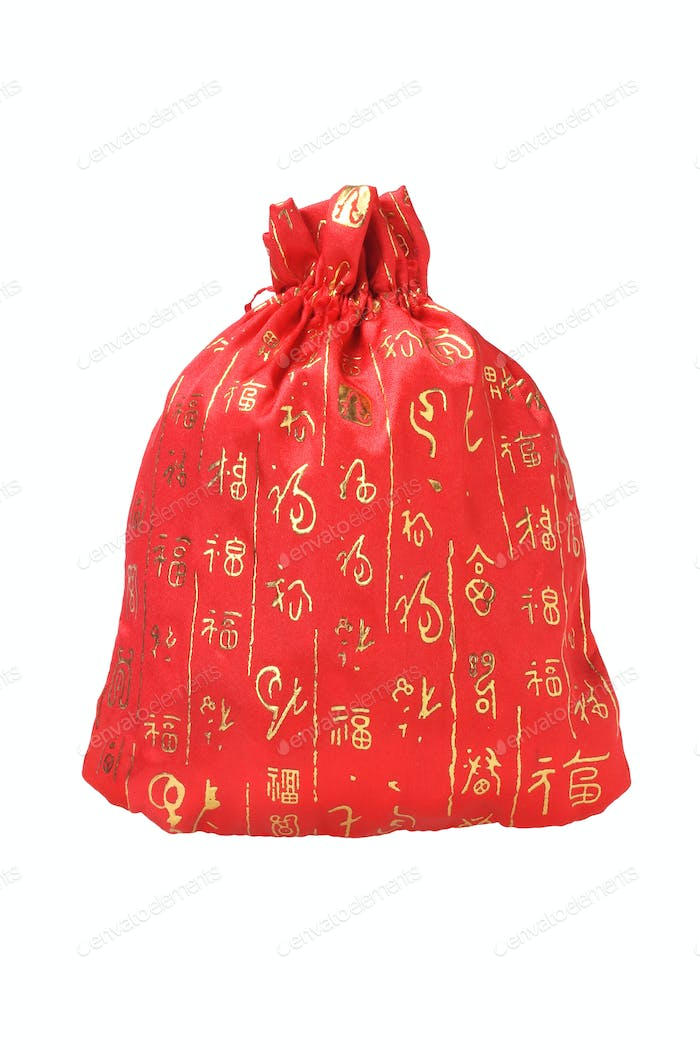 Chinese New Year Money Bag