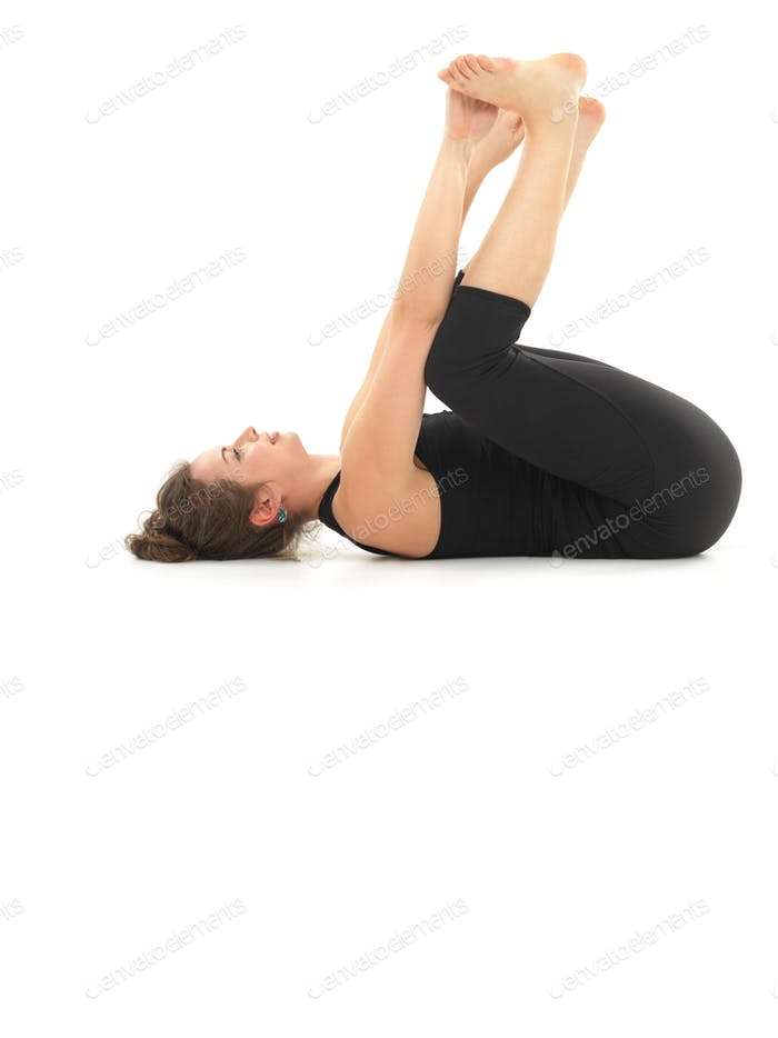 relaxation yoga posture